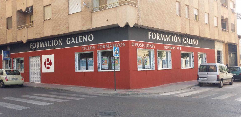 Centro de Formación Galeno.