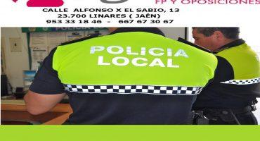 POLICIA LOCAL APAISADO
